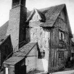Tudor Times Most People Lived Small Villages Homes Only