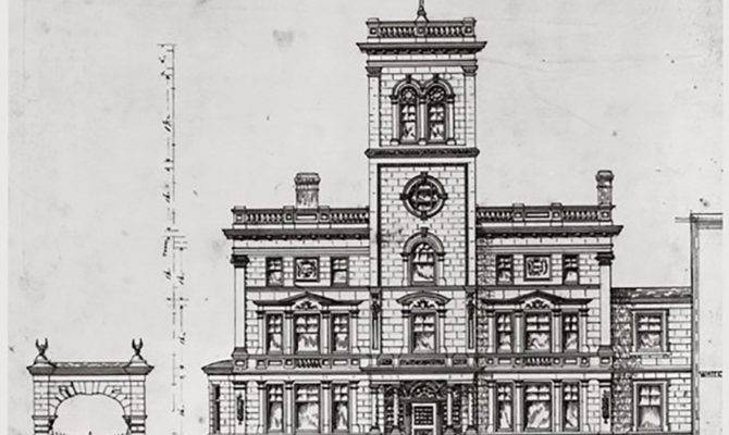 Turn Century House Plans