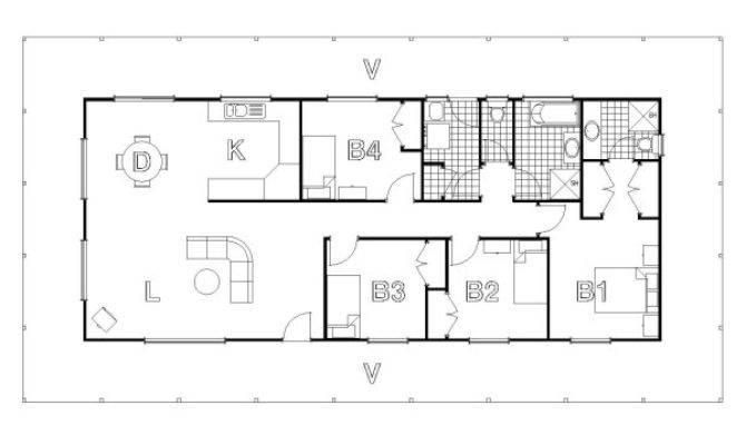 Turon Homestead Australian House Plans