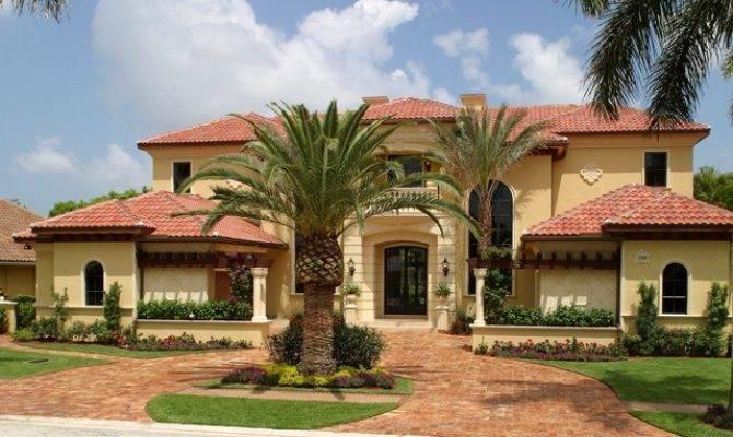 Tuscan House Mediterranean Exterior Miami
