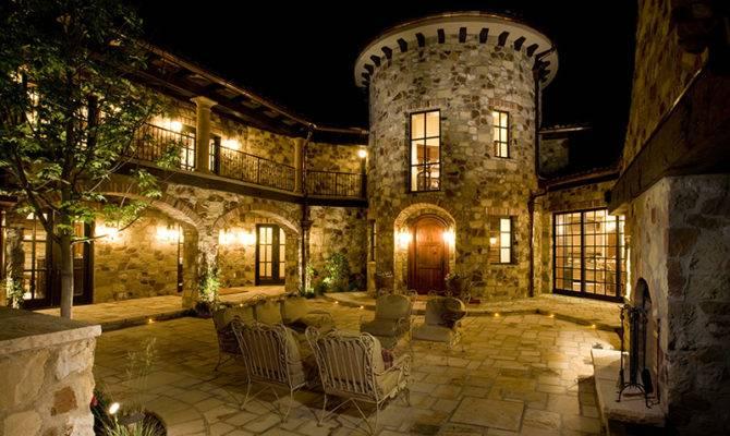 Tuscan Luxury Estate Habitations Architectural