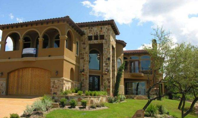 Tuscan Style Home Plans Ideas