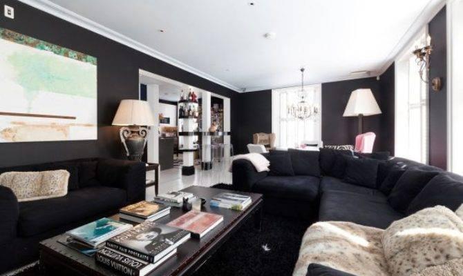 Two Bedroom Apartment Luxurious Living Interior Design