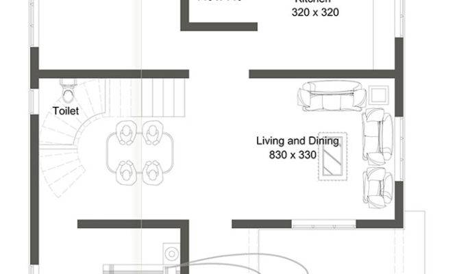 Two Bedroom Home Design Amazing Architecture