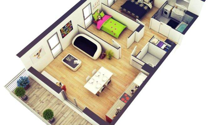 22 Two Bedroom Plan Design For A Jolly Good Time Home Plans Blueprints