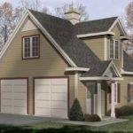 Two Car Garage Loft Storage Cad Available