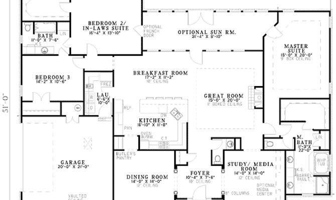 Two Master Suites Floor Suite