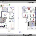 Two Storey Floor Plans Home Design