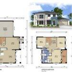 Two Storey House Plans Philippines Pin Pinterest