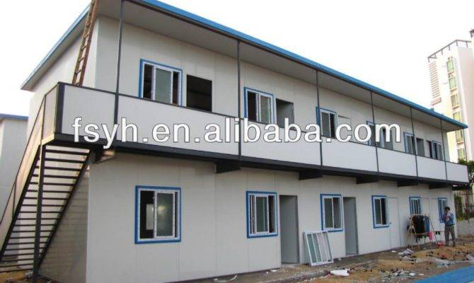 Two Storey Quick Build Home Prefab Kit Homes