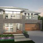 Two Storey Villa Design