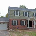 Two Story Addition Garage Extension