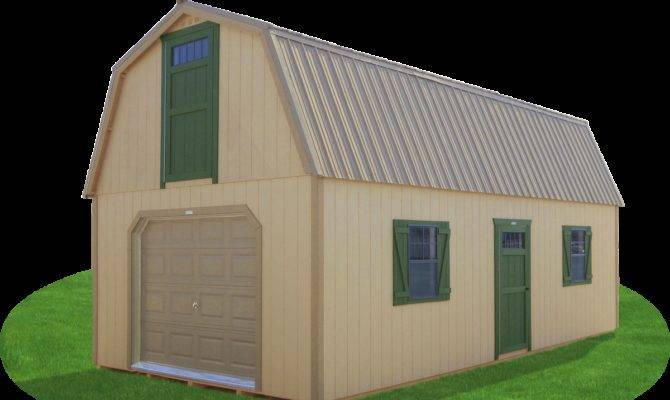 Two Story Barns Pine Creek Structures