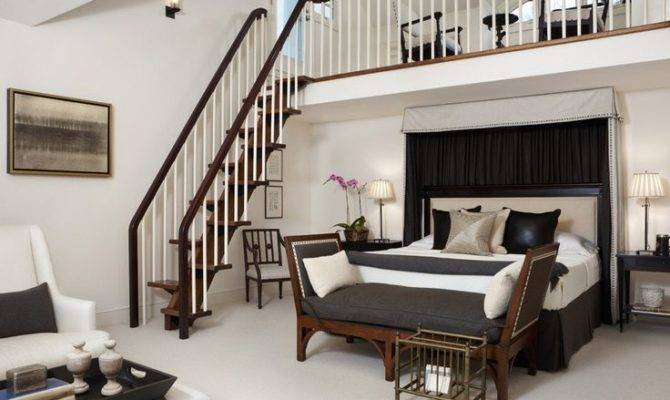 Two Story Bedroom Pinterest Bedrooms Stairs