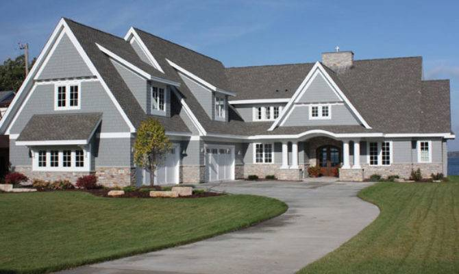 Two Story Cape Cod House Plan