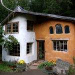 Two Story Cob House Tiny Swoon