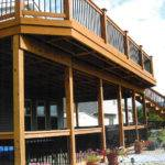 Two Story Deck Designs Quotes