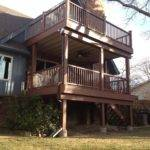 Two Story Deck Pic Fly Building Html