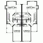 Two Story Duplex House Plans Quotes