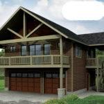 Two Story Garage Apartment Plans Loft