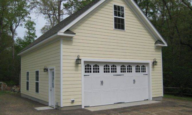 Two Story Garage Hardi Plank Siding