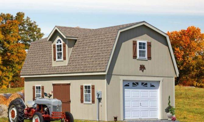 Two Story Garage One Car Prices