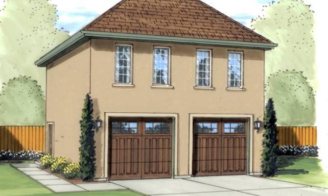 Two Story Garage Plans Bing