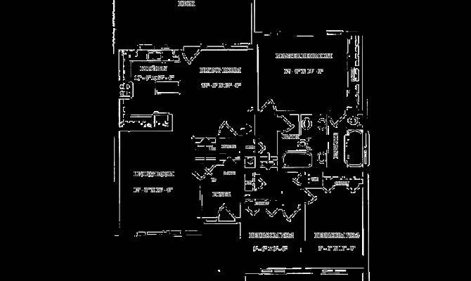 Two Story Home Plan Canada