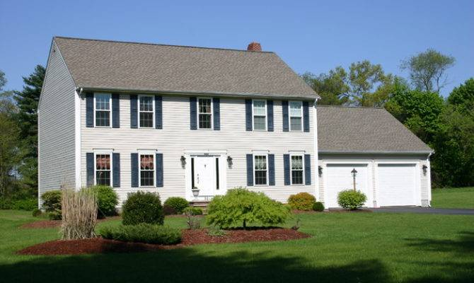 Two Story Homes Traditional Exterior Providence