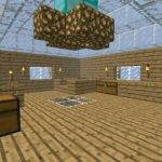 Two Story House Balcony Basement Minecraft Project