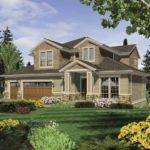Two Story House Plans Walkout Basement Ranch