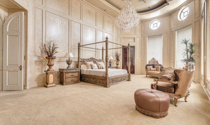 Two Story Master Bedroom Sanctuary Fit Walls