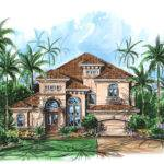 Two Story Mediterranean House Plan