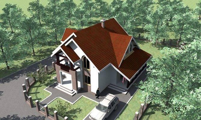 Two Story Medium Sized House Plans Houz Buzz