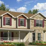 Two Story Modular Homes Home Decorating Ideas