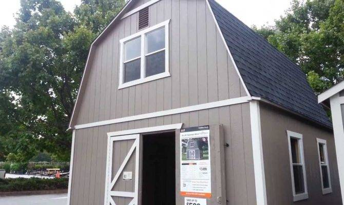 Two Story Sheds Home Depot Quotes