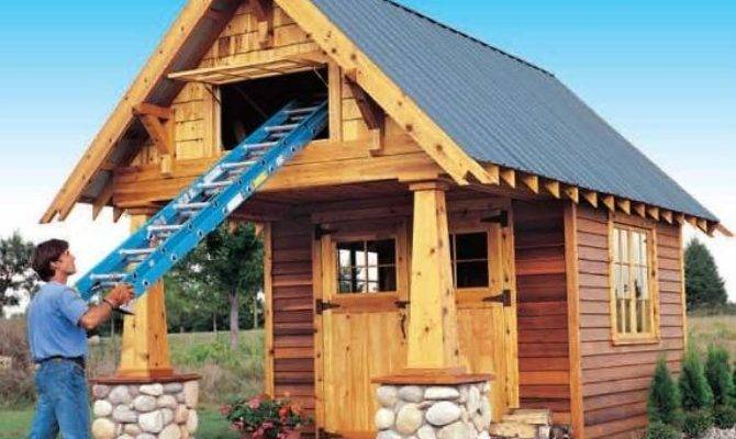 Two Story Storage Building Plans Pdf Wooden Framed Shed