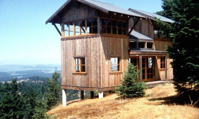 Two Story Tower Cabin