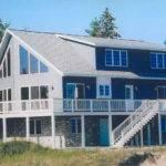 Two Story Walkout Basement Home Design