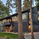 Two Suite Modern Rustic House Plan Lvl