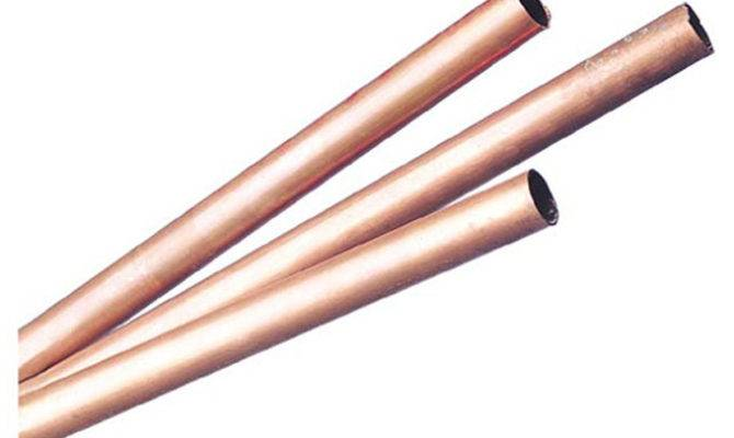 Type Copper Pipe Hot Cold Water Rona