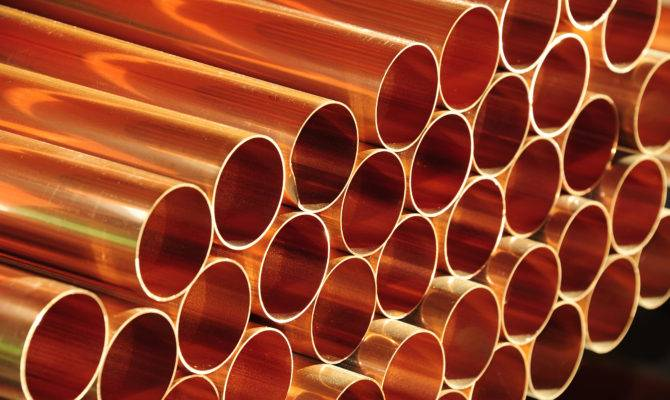 Types Pipes Have Plumbing