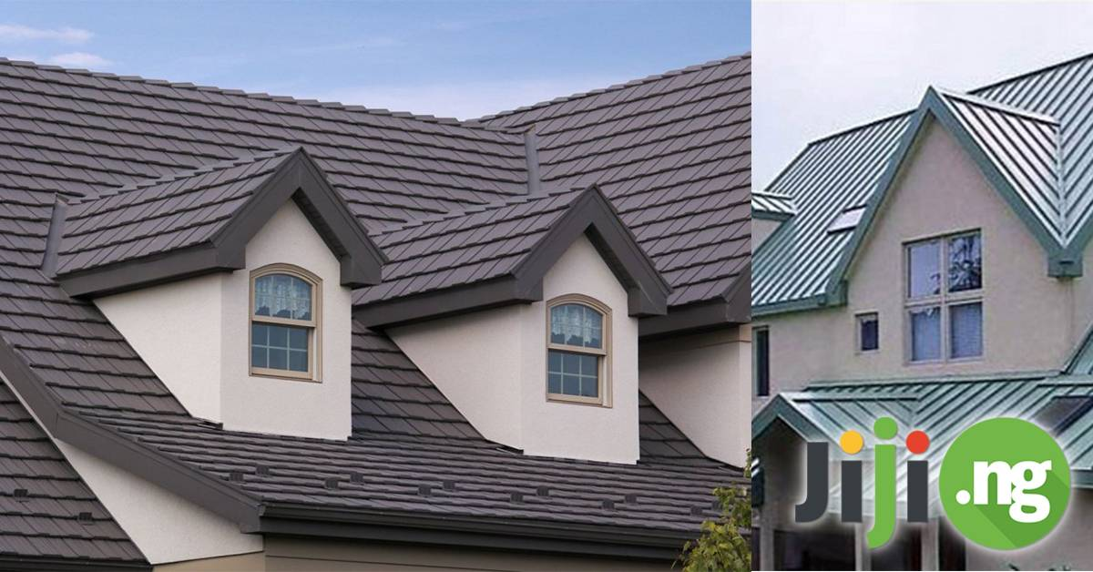 Types Roofing Sheets Nigeria Protect Home Plans Blueprints 143876