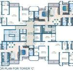 Typical Floor Plan Tower