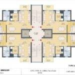 Typical Floor Plan Type Ground