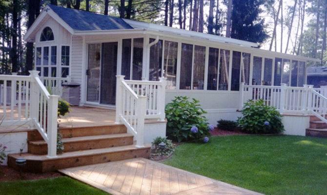 Typical Single Wide Mobile Home Homes Ideas