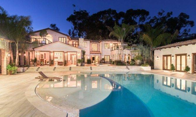 Ultimate Mediterranean Dream House Pacific Palisades