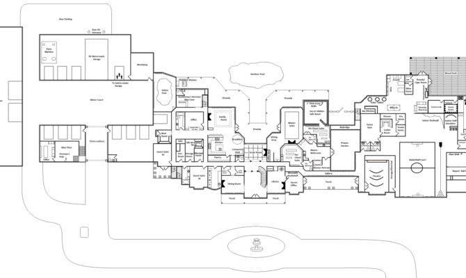 Ultimate Mega Mansion Floor Plans Votes Avg