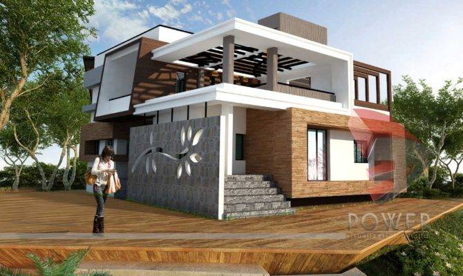 Ultra Modern Home Architecture