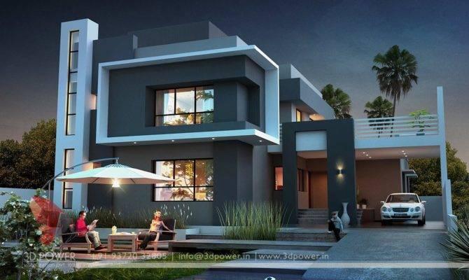 Ultra Modern Home Designs Contemporary